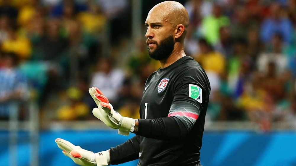 MLS suspends Tim Howard 3 games for separate incidents involving fans
