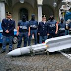 Police seize missile, guns, Nazi memorabilia in sting tied to far-right extremists in Italy