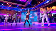 Fifth Harmony rocks out to its new song 'He Like That' live on 'GMA'