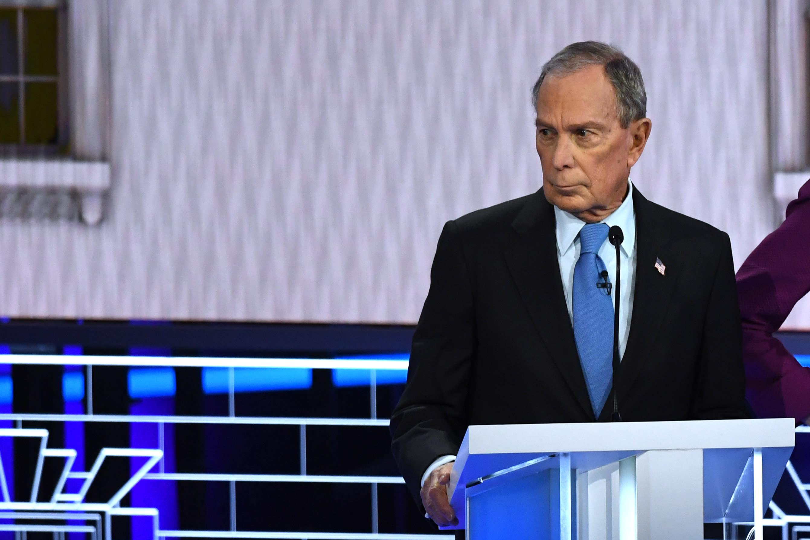 Bloomberg: I've earned my $50 billion net worth