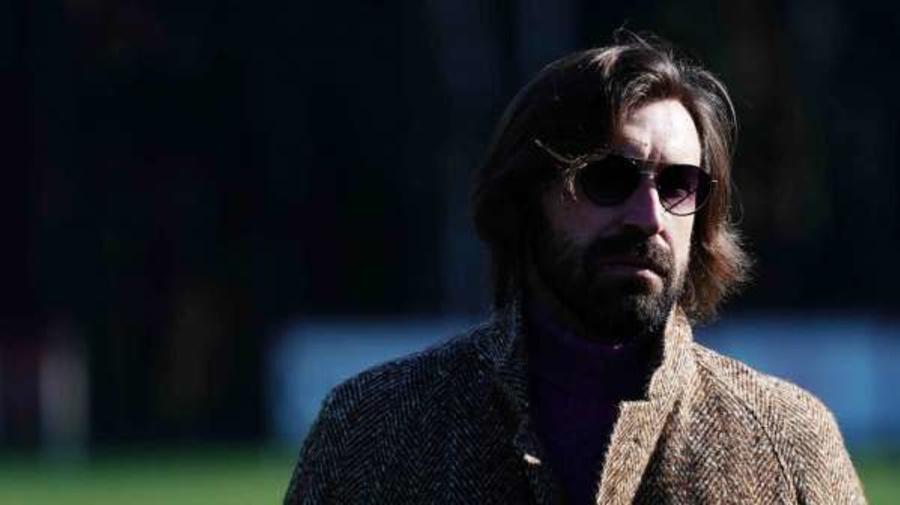 Andrea Pirlo, nouvel entraîneur de la Juventus, fait le grand saut