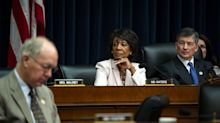 Waters Vows Scrutiny of Trump-Deutsche Bank Ties If She Becomes Finance Chair