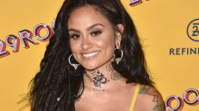 Kehlani Announces First Pregnancy With Baby Bump Pic