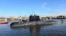 All aboard missing Argentine sub believed to be dead, family of missing sailor says
