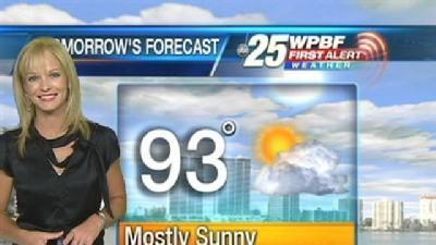Tuesday Afternoon First Alert Forecast