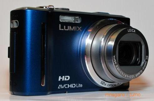 Panasonic's geotagging DMC-ZS7 compact superzoom gets handled