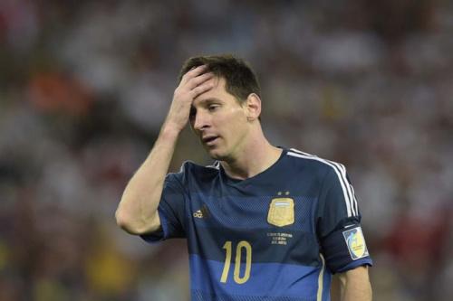 Barça sai em defesa do 'exemplar' Messi e diz: 'Surpresa e indignação'