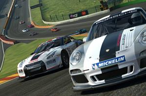 EA's Real Racing 3 adds Ferraris and a new circuit