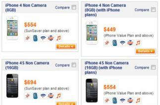 Camera-less iPhone 4S now available in Singapore, military approves