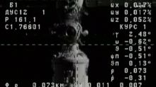 Progress cargo craft arrives at the International Space Station