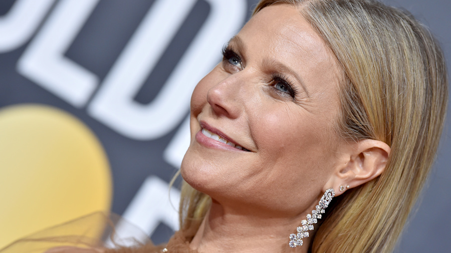 Gwyneth Paltrow has 'already been in this movie' as she wears a mask amid the coronavirus outbreak