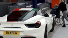 Billionaire boss of The Range blasted for blocking disabled access to flagship store with £200,000 Ferrari