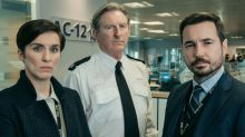 Mother of God! 'Line of Duty's' Adrian Dunbar to record first studio album