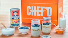 Blue Apron rival Chef'd reels in $35 million from big names