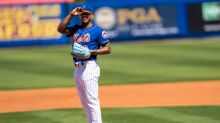 Luis Rojas watched these Mets pitchers from unusual spot