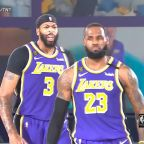 Lakers advance to NBA finals