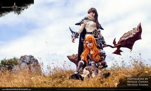 Dragon's Prophet EU crowns cosplay winner at Gamescom