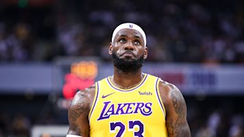 Financial consequences for LeBron in China