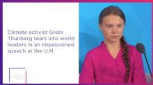 'How dare you': Greta Thunberg tears into world leaders over inaction at U.N. climate summit