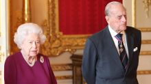 Prince Philip, 97, attends first public event in seven months: Photos