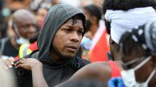 John Boyega Gives Emotional Speech To Black Lives Matter Protestors In London