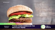 Tyson Foods wants a piece of the meatless craze