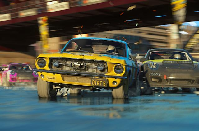 EA, not Take-Two, is buying Codemasters now