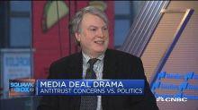 Holman Jenkins: Antitrust objections to AT&T deal 'bogus'