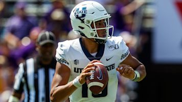 Boom or bust? Utah State QB Love going pro