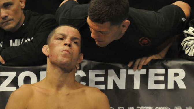 Manager: Nate Diaz should fight Tony Ferguson for opportunity to face McGregor