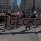 Ariana Grande, Tinashe and Several Other Celebrities Join Protests Against George Floyd's