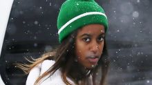 Malia Obama Went on a Ski Vacation With Designer Monique Lhuillier