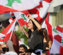 Thousands take to Lebanon's streets in third day of anti-government protests