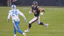 Under Center Podcast: Is Cole Kmet on his way to being THE tight end for the Bears?