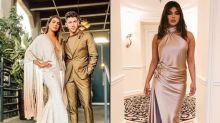 Grammys 2020: Priyanka Chopra Jonas Impresses In A Satin Gown But Disappoints In A Sequin Kimono
