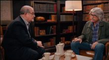 'Curb Your Enthusiasm' asked Salman Rushdie to bring some laughs