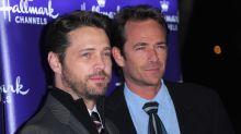 'Goodnight Sweet Prince': Jason Priestley posts touching tribute to Luke Perry