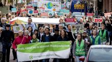 Shell hit with Dutch climate lawsuit