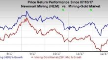 Here's Why Newmont Mining Corp (NEM) Stock Should Be in Your Portfolio Now