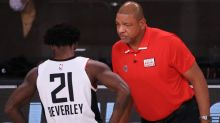 Doc Rivers on Clippers: 'We're here because we put ourselves here'