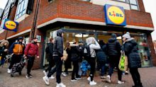 Lidl, Morrisons and Sainsbury's among supermarkets to install protection screens at store checkouts
