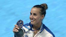 """Tania Cagnotto annuncia il ritiro: """"Nuova vita dentro di me"""""""