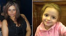 Mother denies murdering four-year-old daughter Amelia Brooke Harris