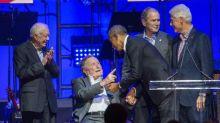 Usa, cinque ex presidenti insieme per raccolta fondi per uragani