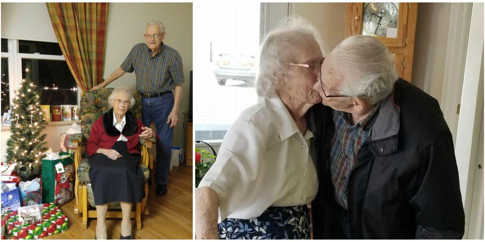 Husband With Dementia Is Separated From His Wife After 7