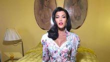 Los 12 consejos de Kourtney Kardashian para conciliar el sueño