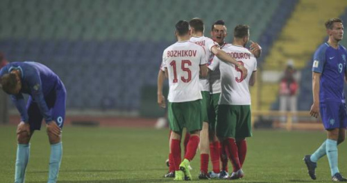 Foot - CM - Gr. A - Le Mondial 2018 s'éloigne pour les Pays-Bas, battus en Bulgarie