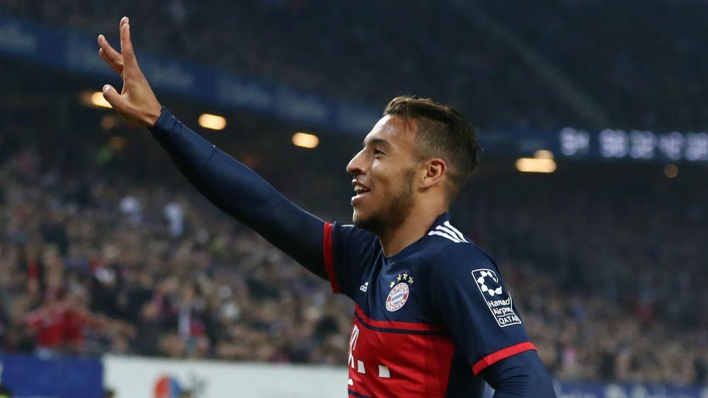 Hamburg 0 Bayern Munich 1: Tolisso sends Heynckes' men joint-top