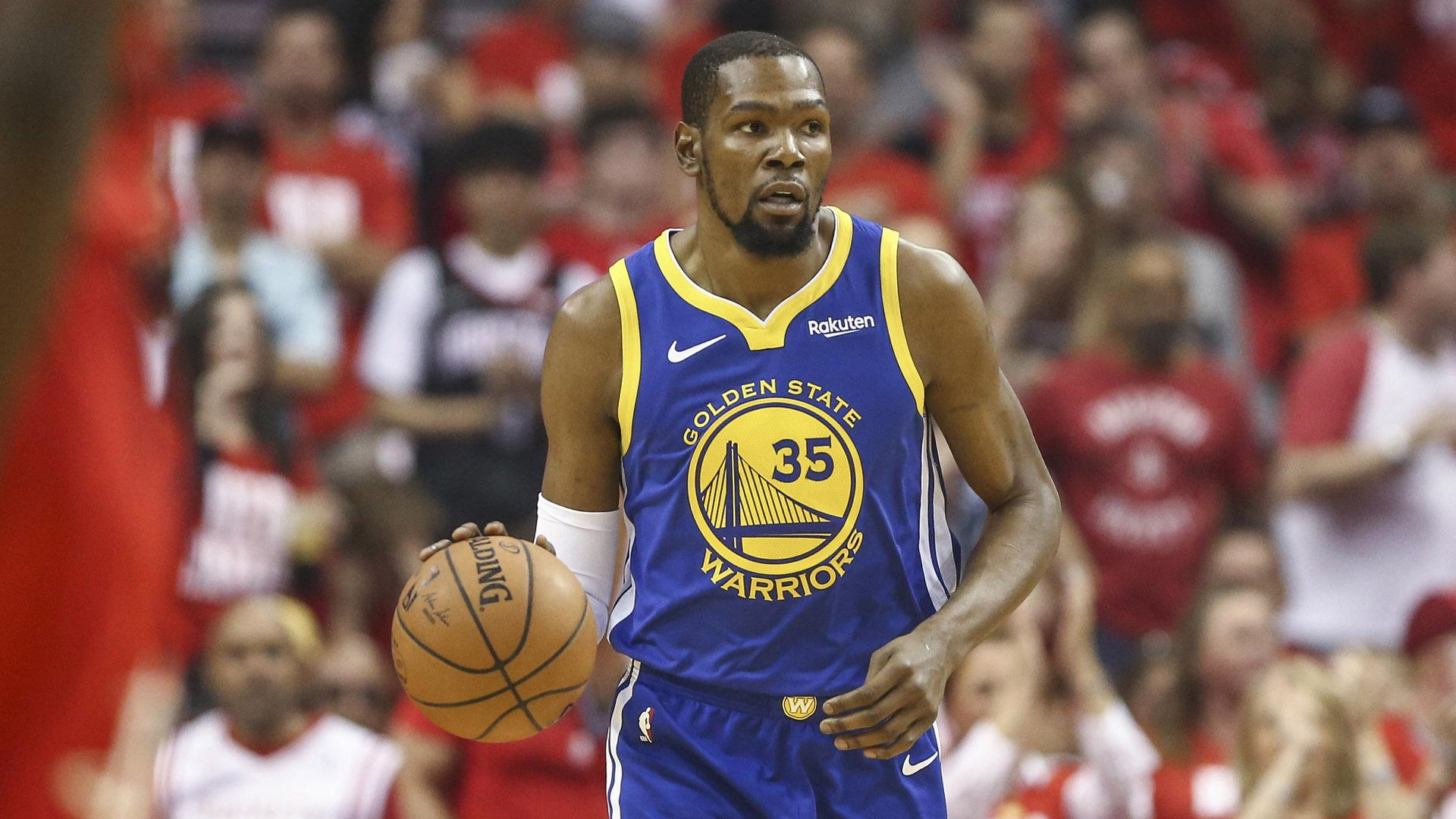 Kevin Durant Ruled Out For Nba Finals Game 1 Demarcus Cousins Questionable