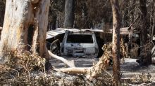 Queensland fires flare as winds pick up